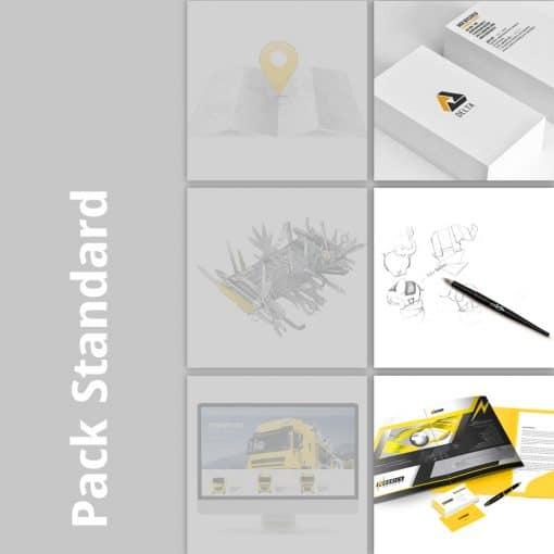 Pack Standard Origami