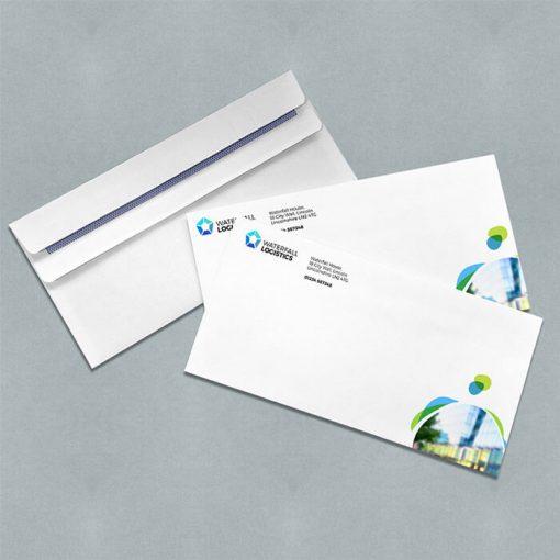 Enveloppes Imprimées 4 Couleurs