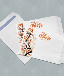 Enveloppes Imprimées 4 Couleurs - 02